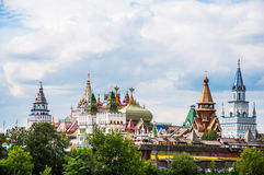 Kremlin in Izmailovo Moscow Stock Photography
