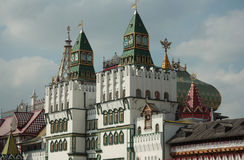Kremlin in Izmaylovo, Moscow landmark Stock Photo