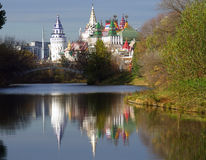The Kremlin in Izmaylovo Royalty Free Stock Images