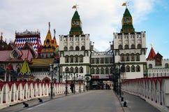 The Kremlin in Izmaylovo Stock Photo