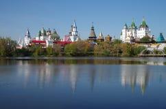 The Kremlin in Izmaylovo Stock Photos