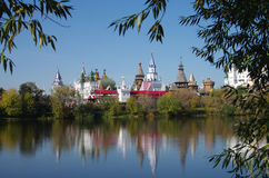 The Kremlin in Izmaylovo Royalty Free Stock Images