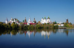 The Kremlin in Izmaylovo Royalty Free Stock Photo