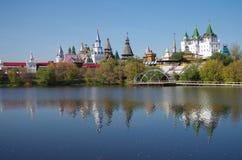 The Kremlin in Izmaylovo Stock Image