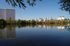 The Kremlin in Izmaylovo Royalty Free Stock Image