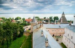 kremlin jeziorny nero rostov widok obrazy royalty free