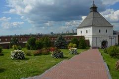 Kremlin in Kazan royalty free stock image