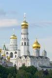 kremlin kloster moscow Arkivbilder