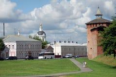 Kremlin in Kolomna, Russia. Stock Images