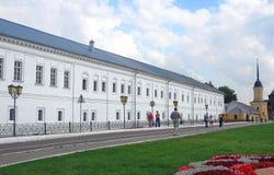 Kremlin in Kolomna, Russia. Royalty Free Stock Image