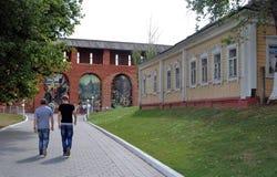 Kremlin in Kolomna, Russia. Stock Photo