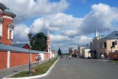 Kremlin in Kolomna, Russia. Royalty Free Stock Photos