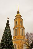 Kremlin in Kolomna, Russia. Color photo. Royalty Free Stock Photography