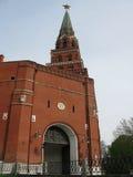 Kremlin-Kontrollturm Lizenzfreies Stockbild