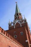 Kremlin-Kontrollturm Lizenzfreie Stockfotos
