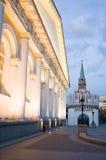kremlin manegetorn Arkivbild