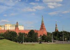 Kremlin (Moscú, Rusia) Fotos de archivo libres de regalías