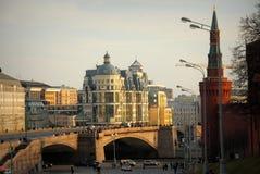 Kremlin a Mosca fotografie stock