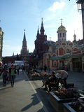 Kremlin, Mosca, Russia Fotografia Stock Libera da Diritti