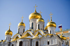 Kremlin, Mosca, Russia immagine stock libera da diritti