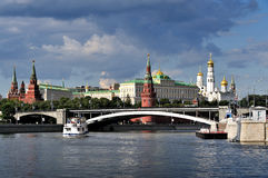 kremlin Moscou Photos stock