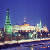 kremlin Moscou photos libres de droits