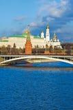 kremlin Moscou Photo libre de droits