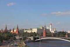 Kremlin (Moscou, Russie) Image stock