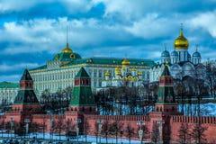 Kremlin Moscovo Foto de Stock