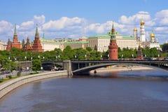 Kremlin, Moscovo, Rússia imagens de stock