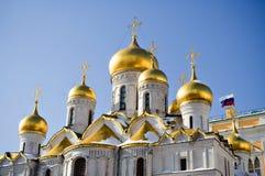 Kremlin, Moscovo, Rússia imagem de stock royalty free