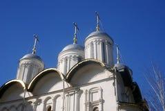 kremlin moscow Место всемирного наследия Unesco церковь 12 апостолов Стоковая Фотография RF