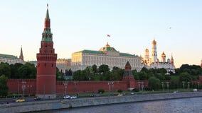 kremlin moscow Россия видеоматериал