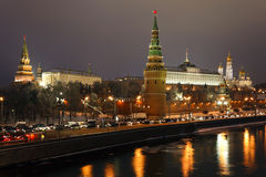 kremlin moscow Россия стоковые фотографии rf