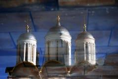 kremlin moscow Фото цвета абстрактная вода отражения Стоковые Изображения
