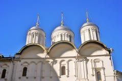 kremlin moscow церковь 12 апостолов Место всемирного наследия Unesco Стоковое Изображение RF