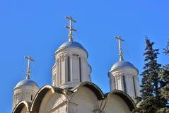 kremlin moscow церковь 12 апостолов Место всемирного наследия Unesco Стоковые Изображения RF