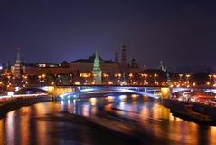 kremlin moscow Стоковые Фотографии RF