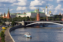 kremlin Moscow obraz stock