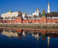 kremlin Moscow zdjęcie royalty free