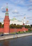 kremlin Moscow Zdjęcie Stock