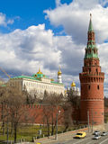 The Kremlin, Moscow Royalty Free Stock Images