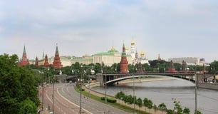 kremlin moscow Arkivfoton
