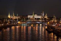kremlin moscow royaltyfri foto