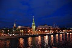 kremlin moscow Στοκ Φωτογραφίες