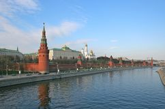 Kremlin. Moscow Stock Photography