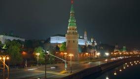 kremlin moscow сток-видео
