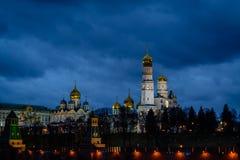 kremlin moscow Royaltyfri Fotografi