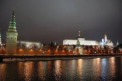 kremlin Moscow Fotografia Stock