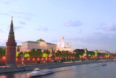 kremlin moscow Στοκ φωτογραφία με δικαίωμα ελεύθερης χρήσης